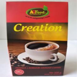Cà phê Bột Arabica & Robusta